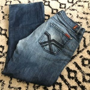 7 FOR ALL MANKIND Men's Bootcut Jeans 👖